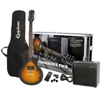 Epiphone Les Paul Special Electric Guitar Player Pack