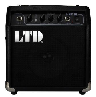 ESP LTD/EC Guitar Pack Double Pick-up (Black) - 2