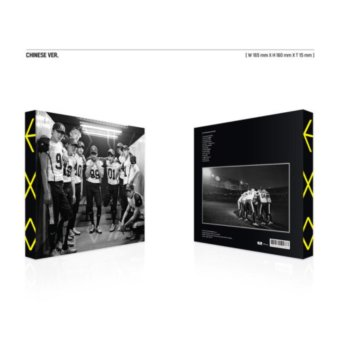 EXO - LOVE ME RIGHT (Vol. 2 REPACKAGE) [Korean Ver.]CD+Photobook+Photocard+Folded Poster+Extra Photocard Set - 4