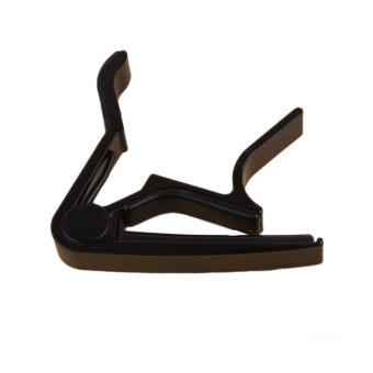 Fancyqube Guitar Capo Metal Clip (Black) Price Philippines