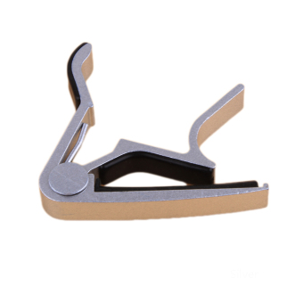 Fancyqube Guitar Capo Metal Clip (Silver) Price Philippines