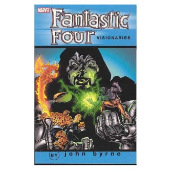 Fantastic Four Visionaries Volume 4 TPB (2001 1st Edition)
