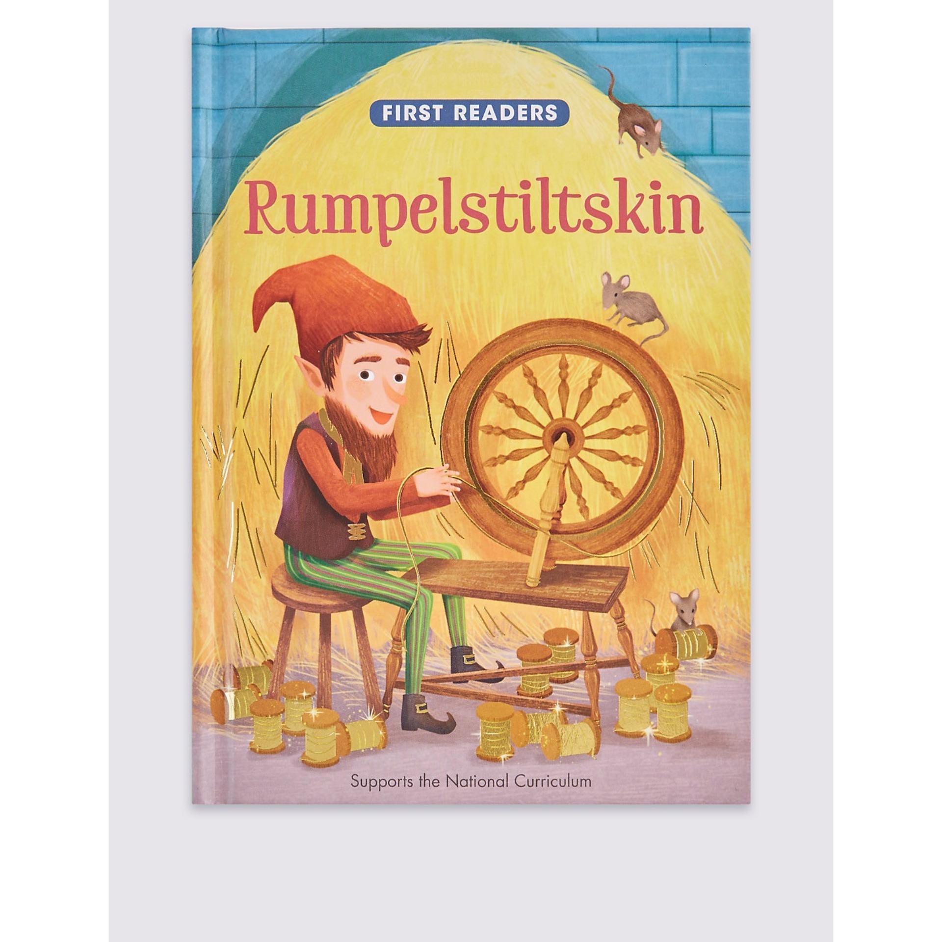 First Readers Rumpelstiltskin