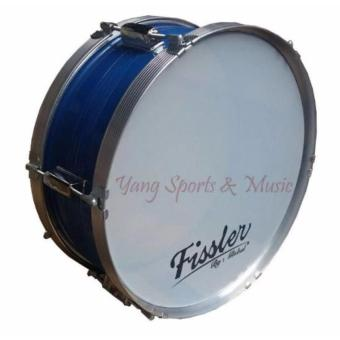 Fissler Snare Drum (Blue)