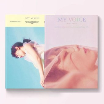 GIRLS' GENERATION TAEYEON - My Voice (Vol.1) [Deluxe Edition]CD+Extra Photocard Set