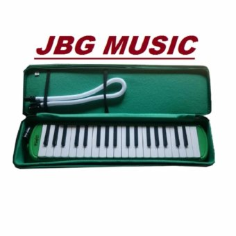 Global 37 Key Melodica (Green)
