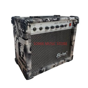 Global BA-25 25W Bass Guitar Amplifier