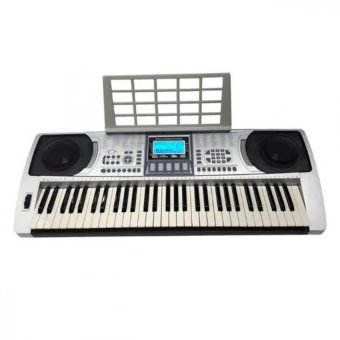 Global GL-326 LCD Electronic Keyboard (Silver) Price Philippines