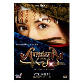 GMA Amaya Volume 11 DVD