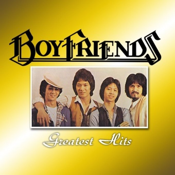 Greatest Hits by Boyfriends Vinyl Album (LP) Price Philippines