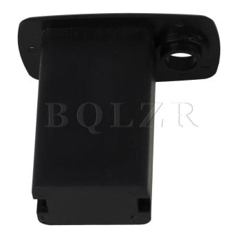 Guitar Bass 9V battery holder pull-out type Set of 5 Black - 2