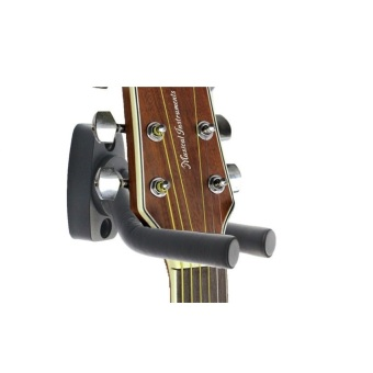 Guitar Hanger Hook Holder Wall Mount Display Stand for Classical /Folk / Electric Guitar Bass Mandolin Banjo etc MI001 - intl