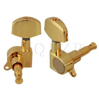 Guitar Tuning Keys Machine Heads Tuners Gold - 3