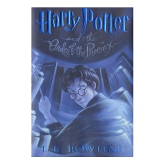 Harry Potter and the Order of the Phoenix (Book 5) - Hardcover - intl