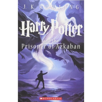 Harry Potter and the Prisoner of Azkaban (Book 3) - Paperback - intl