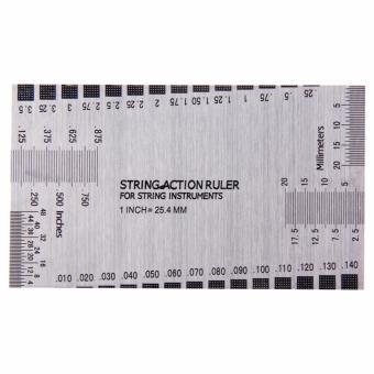 High Strung String Action Ruler - 2