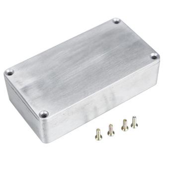 HKS 1590B Style Effects Pedal Aluminum Stomp Box Enclosure for Guitar (Intl)