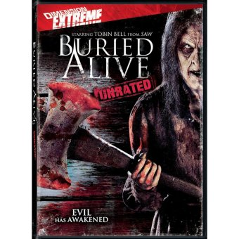 Buried Alive (2007) DVD Price Philippines