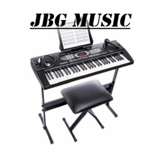 Alesis Melody 61 Keys keyboard w/ bench & stand Price Philippines