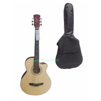 "ANDREW Acoustic Guitar 38"" Natural Price Philippines"
