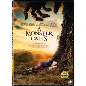 Harga A Monster Calls DVD9