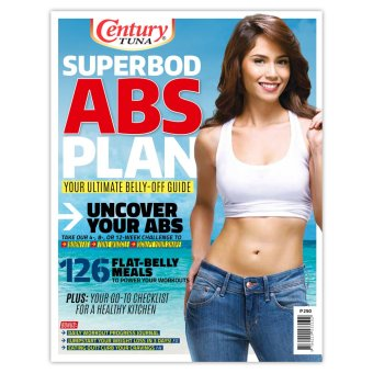 Harga Century Tuna Superbod Abs Book - Jessy Mendiola Cover