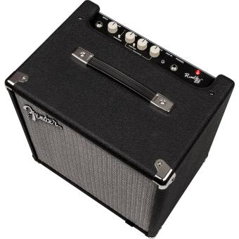 Harga Fender Rumble 25 v3 Bass Combo Amplifier
