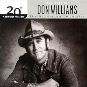 Harga The Best of Don Williams: 20th Century Masters (Millennium Collection)