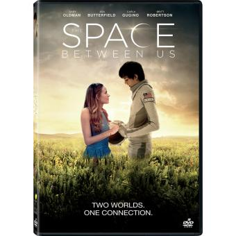 Harga The Space Between Us DVD9