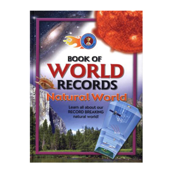 Harga WS Book of World Records - Natural World