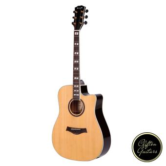 Harga Enya ED-18e Acoustic Guitar with Enya KLT-01 Pickups