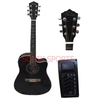 Harga Fender Acoustic Electric Guitar 4EQ Package