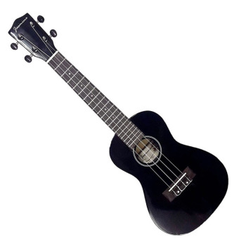Harga JASMINE Colored Concert Size Ukulele 23 (Black)