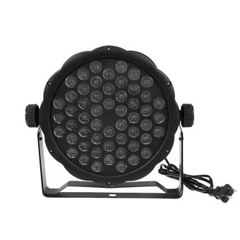 Harga 54 LED RGBW Stage Lighting DMX512 (US Plug)