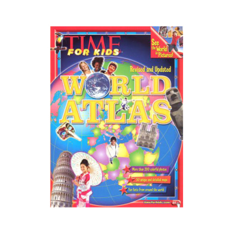 WS Time for Kids World Atlas Price Philippines