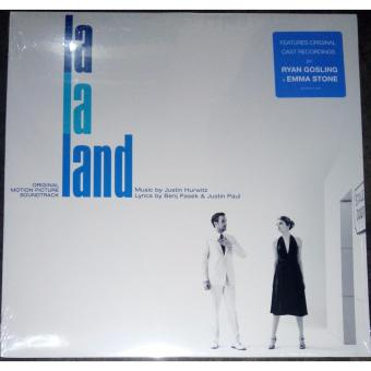 La La Land Original Soundtrack Vinyl LP Price Philippines