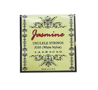 Jasmine JU03 White Nylon Ukulele Strings Price Philippines