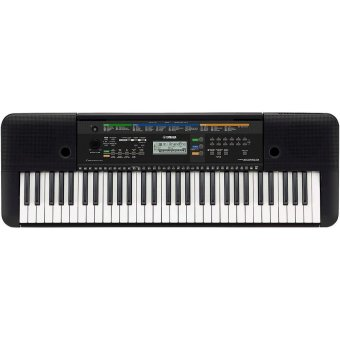 Yamaha PSRE253 Portable Keyboard with Aux Line Input (Black) Price Philippines