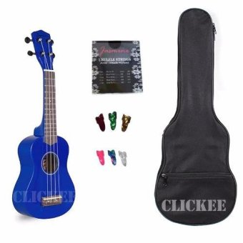 Jasmine Concert Packaged Colored Ukulele (Dark Blue) Price Philippines