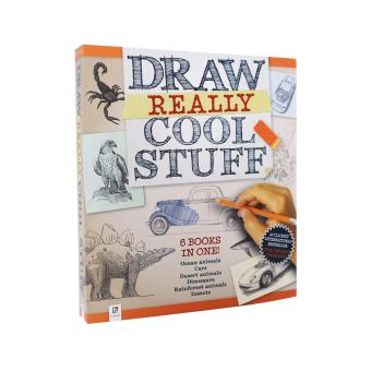 Harga Draw Really Cool Stuff