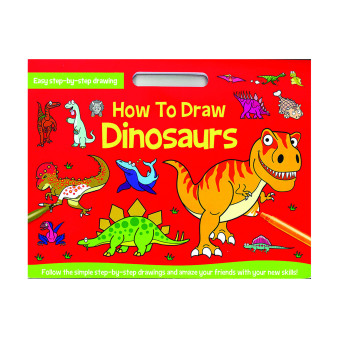 WS How to Draw Dinosaurs Price Philippines