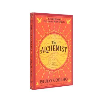 Harga The Alchemist 25th Anniversary