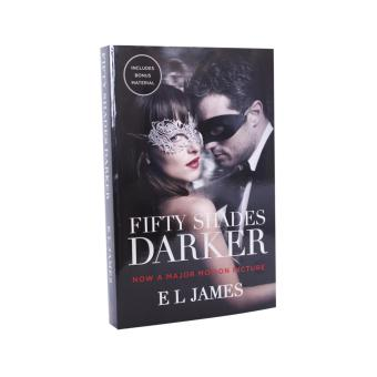 Harga Fifty Shades Darker (Movie Tie-in Edition)
