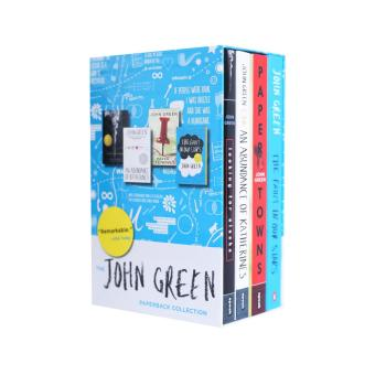 Harga John Green Box Set