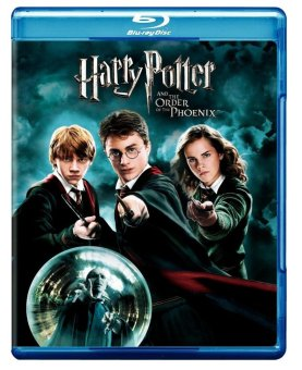 Harry Potter and the Order of the Phoenix Blu-ray Price Philippines