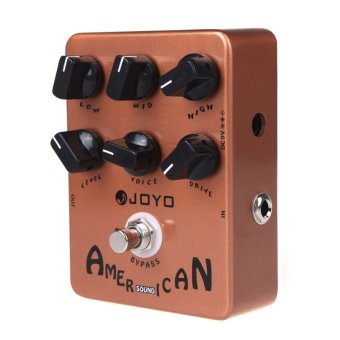 JF-14 American Sound Guitar Amp Simulator Effect Pedal - Intl Price Philippines