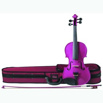 Cremona SV-75 Violin Outfit-4/4 (Rose) Price Philippines