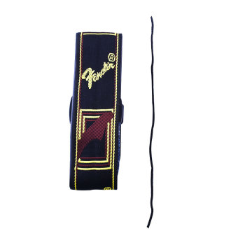 Harga Aukey Electric Acoustic Adjustable Fender Guitar Bass Strap