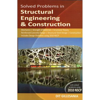 Harga Solved Problems in Structural Engineering & Construction