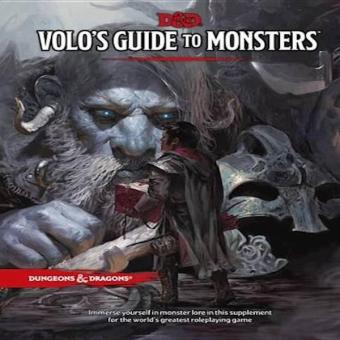 Harga Volo's Guide To Monsters